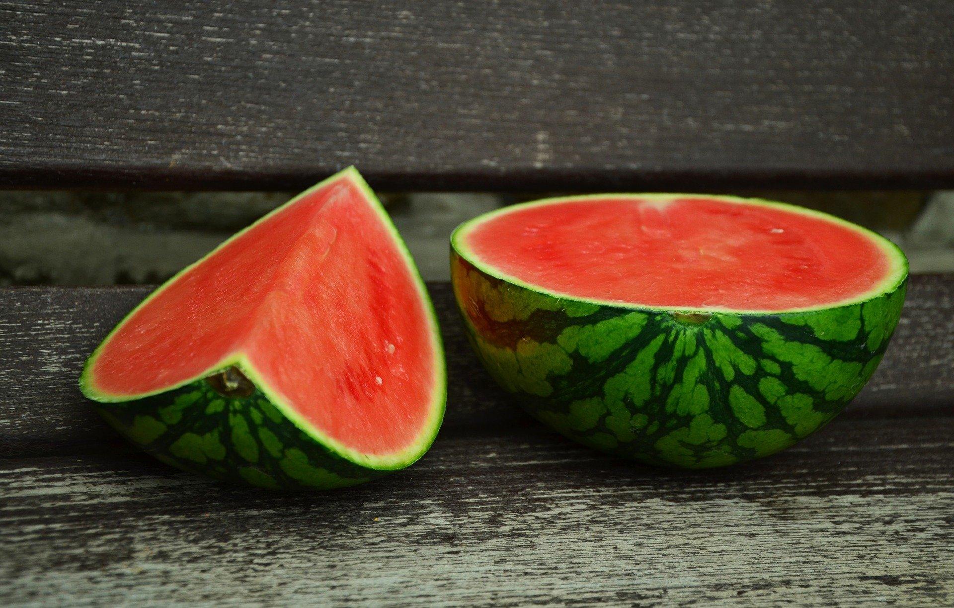 semangka manis
